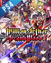 Million Arthur Arcana Blood