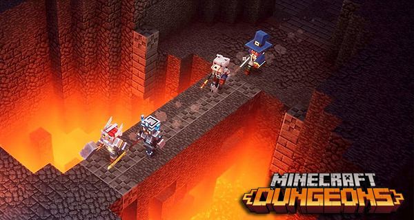Minecraft Dungeons Scaling