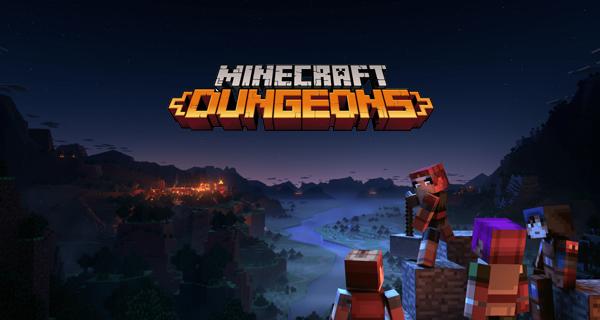 Minecraft Dungeons Concept