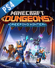 Minecraft Dungeons Creeping Winter