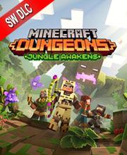 Minecraft Dungeons The Jungle Awakens