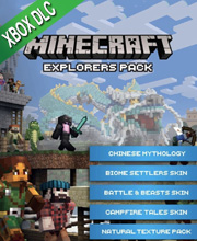 Minecraft Explorer's Pack Bundle