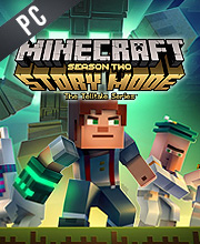Buy Minecraft Story Mode Season Two Cd Key Compare Prices