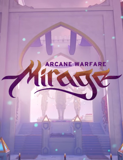 Mirage Arcane Warfare Mirrors Map Now Live on Closed Beta
