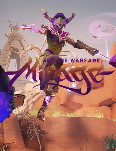 Mirage Arcane Warfare Releases in May, Beta Also Announced