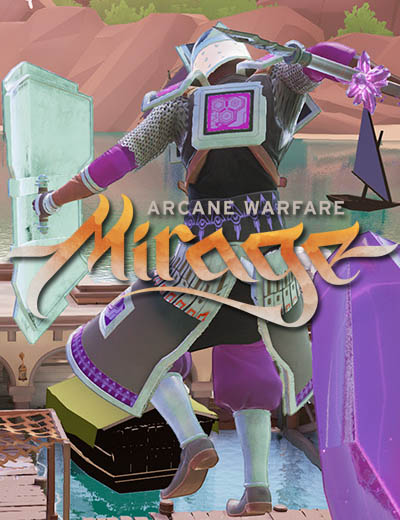 New Trailer Featuring Mirage Arcane Warfare Bridge Map