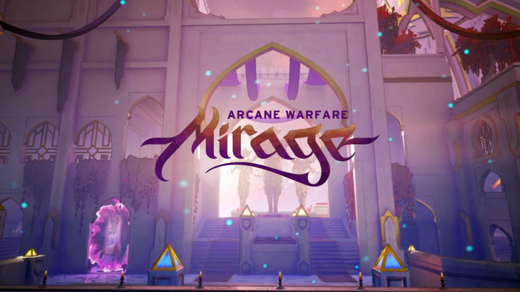 Mirage Arcane Warfare Mirrors Map Cover