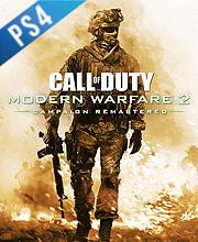 Modern Warfare 2 Campaign Remastered