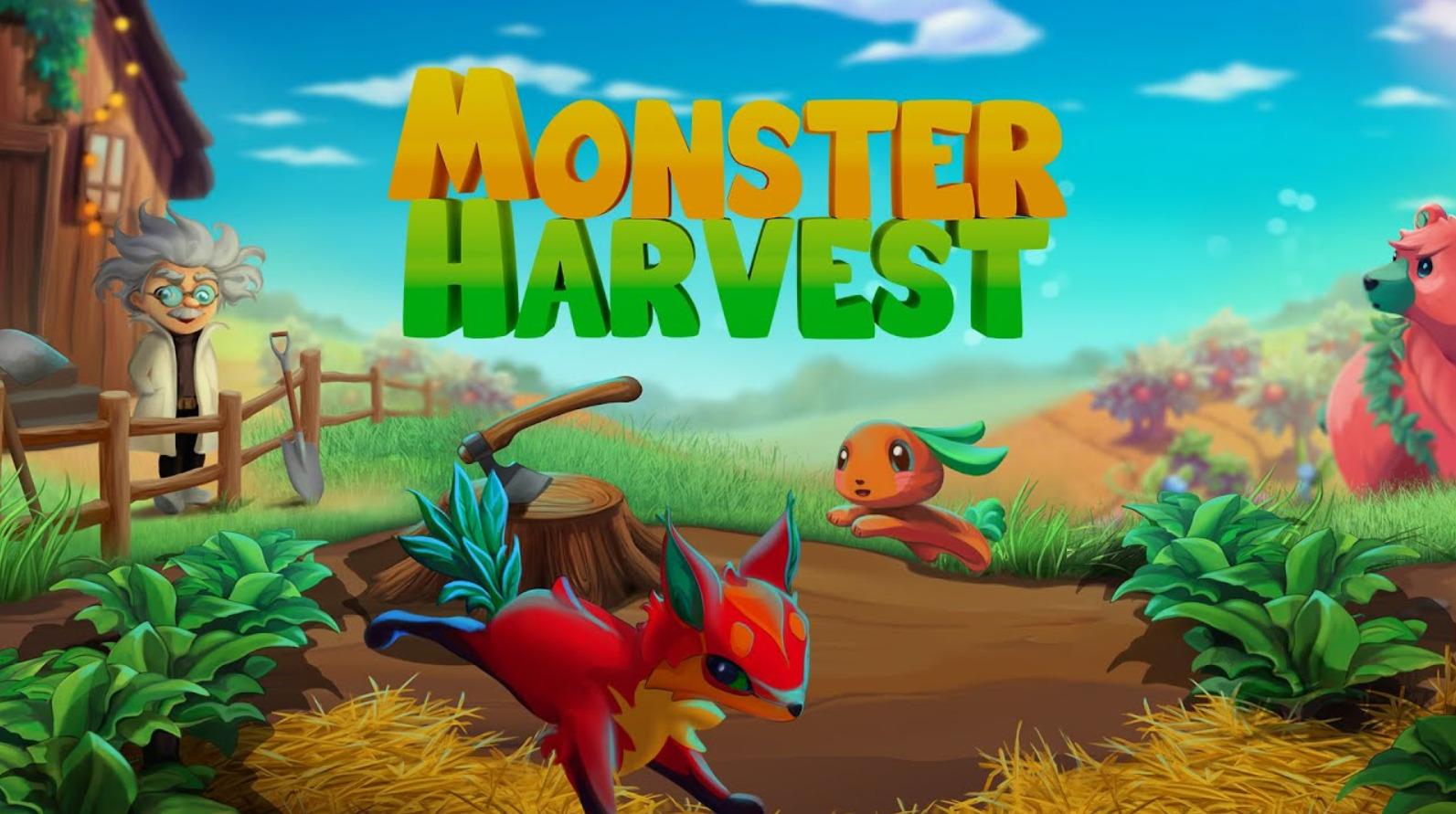 Monster Harvest CD Key Best Price