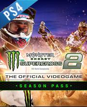 Monster Energy Supercross The Official Videogame 2  Season Pass