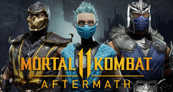 Mortal Kombat 11 Aftermath Story Mode Has Five Chapters