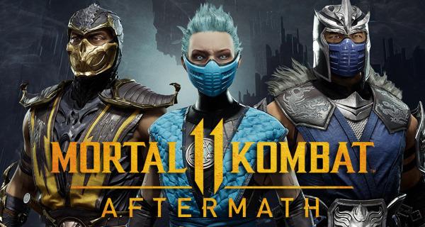 mortal kombat 11 aftermath ps4 price