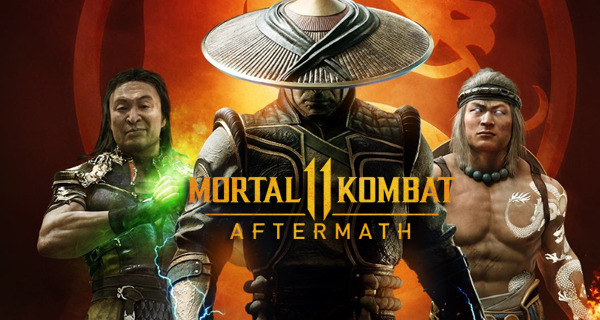 Mortal Kombat 11: Aftermath