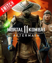 Buy Mortal Kombat 11 Aftermath Nintendo Switch Compare Prices