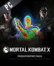 Mortal Kombat X Predator Prey Pack