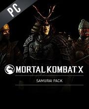 Mortal Kombat X Samurai Pack