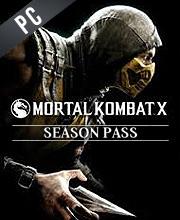 Mortal Kombat X Season Pass