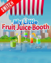 My Little Fruit Juice Booth