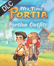 My Time At Portia NPC Attire Package