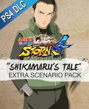 NARUTO SHIPPUDEN Ultimate Ninja STORM 4 Shikamaru's Tale Extra Scenario Pack