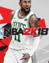New NBA 2K18 Cover Unveiled With Kyrie Irving Wearing a Celtics Jersey