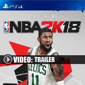 Buy NBA 2K18 PS4 Game Code Compare Prices