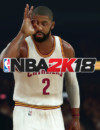 NBA 2K18 Cover Star Kyrie Irving Gets Traded to the Celtics, 2K Responds