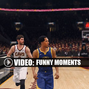 NBA Live 18 PS4 Funny Moments