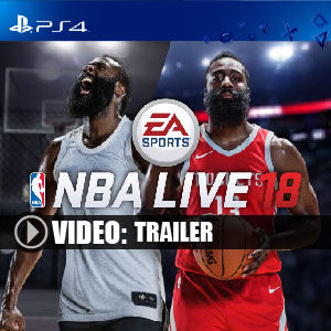 Buy NBA Live 18 PS4 Game Code Compare Prices