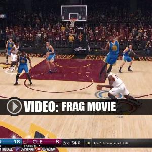 NBA Live 18 Xbox One Frag Movie