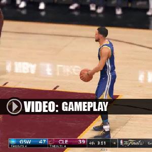 NBA Live 18 Xbox One Gameplay Video