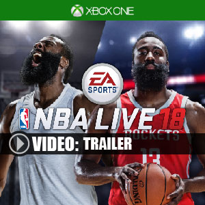 Buy NBA Live 18 Xbox One Code Compare Prices