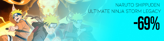 Best discount for NARUTO SHIPPUDEN Ultimate Ninja STORM Legacy