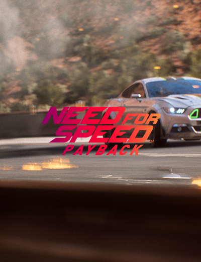 Need for Speed Payback: New Need for Speed Game Announced by EA!