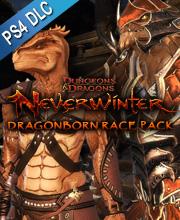 Neverwinter Dragonborn Race Pack