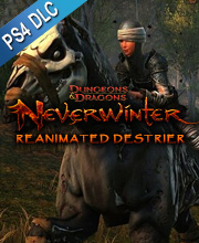 Neverwinter Reanimated Destrier Pack