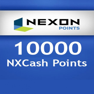 Buy Nexon 10000 NXCash Points CD Key Compare Prices