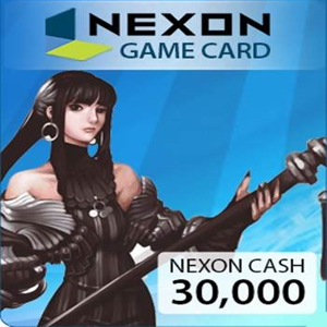 Buy Nexon 30000 NXCash Points CD Key Compare Prices