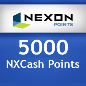 Buy Nexon 5000 NXCash Points CD Key Compare Prices