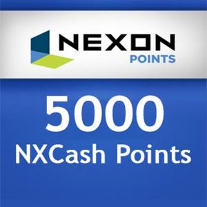 Nexon 5000 NXCash Points