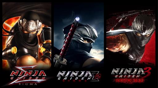 Ninja Gaiden 1, 2, 3