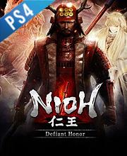 Nioh Season Pass DLC 2 Defiant Honor
