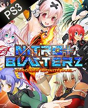 Nitroplus Blasterz Heroines Infinite Duel
