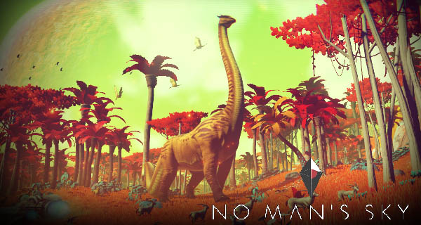No Mans Sky Cover