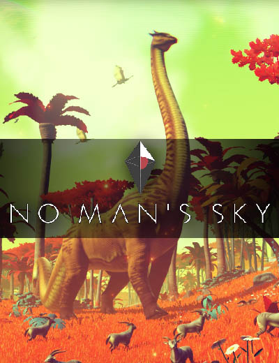 No Man's Sky Is Steam's Top Seller of The Week (July 25 to July 31)!