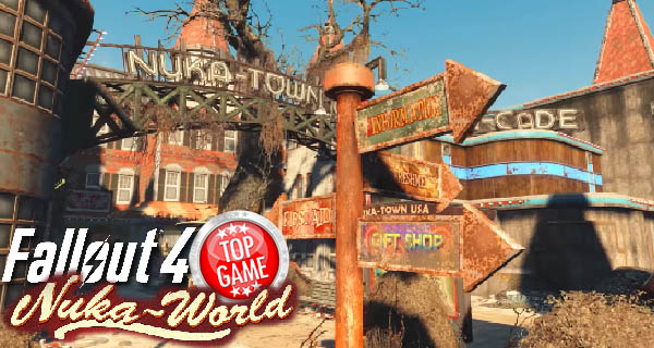 Nuka World Cover