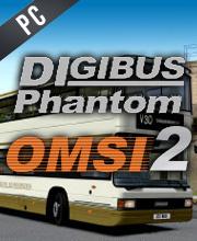 OMSI 2 Add-on Digibus Phantom