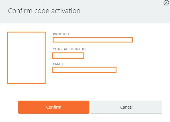 Origin Confirm Code