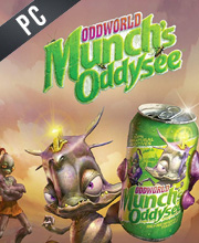 Oddworld Munchs Oddysee