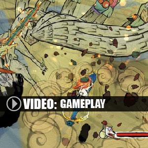 OKAMI HD Gameplay Video